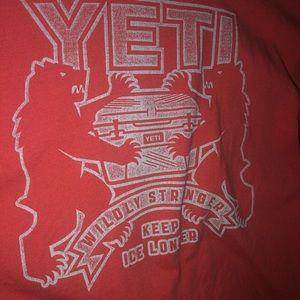 YETI short sleeve T-shirt